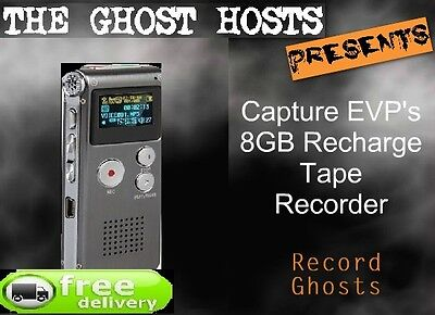 EVP are great documented proof of the afterlife.