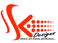 Logo, Leaflets, Posters, Branding and lots more creative work - SK Designs