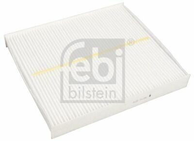 FEBI (105816) Innenraumfilter, Pollenfilter, Mikrofilter für AUDI SEAT SKODA VW