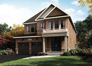 BRAND NEW DETACHED 2850 SQ FT IN CALEDON WITH LOWER PRICE