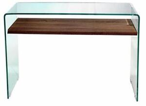 CONSOLE TABLE WITH SHELF ON SALE (BF-152)