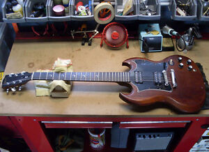 GUITAR REPAIRS by luthier ALEXANDER JAMES GUITARS