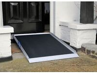 5ft Lightweight Ramp & 2ft Folding Ramp for Mobility Scooter / Wheelchair / Car / Van