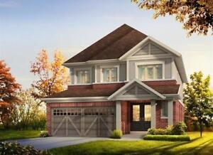 RENT: Beautiful Newly Built Home in Alliston with Huge Backyard!