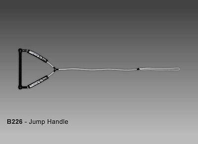 "BAREFOOT INTERNATIONAL/FLY HIGH WAKEBOARD/WATERSKI 12"" JUMP HANDLE B226 NEW!"