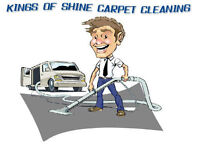 KINGS OF SHINE CARPET CLEANING