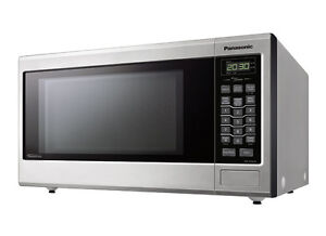 Panasonic Microwave/$60 used for only 4 months