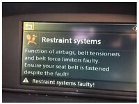 Bmw 3 5 6 Other Restraint System Fault Airbag Error
