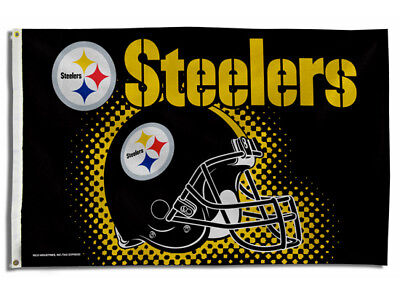 PITTSBURGH STEELERS FLAG 3
