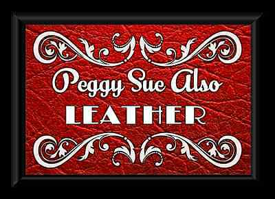 PeggySueAlso Leather
