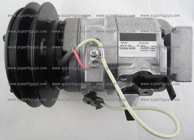 Ac Compressor Caterpillar John Deere 450clc New For 20y-979-6121 10s15c 24v