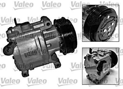 VALEO Compressor AC Air Conditioning Fits ABARTH FIAT LANCIA 0.9-1.4L 46782669