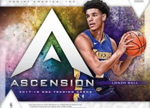 17-18 Panini Totally Certified Basketball Available Wednesday
