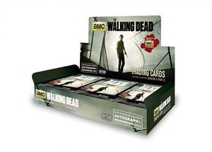 New The Walking Dead Season 4 Part 2 Trading Cards Now Available