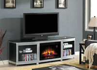 LORD SELKIRK FURNITURE - GOTHAM ELECTRIC FIREPLACE