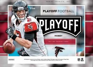 2017 Panini Playoff Football Now Available @ Breakaway