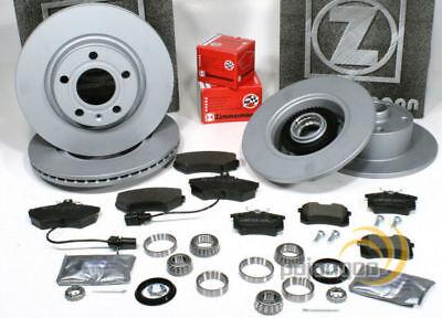 Audi A4 [B5] - Zimmermann Bremsscheiben ABS Ringe Beläge Radlager vorne hinten online kaufen