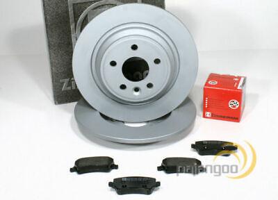 Mercedes GLA-Klasse X156 - Zimmermann Bremsscheiben Beläge für hinten*