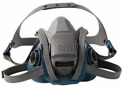 3M 6502QL Quick Latch Rugged Comfort Half Facepiece Reusable Respirator MEDIUM