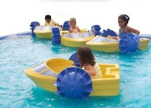 Mini Paddle Boat For Sale!