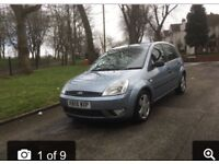 2005 (55) FORD FIESTA ZETEC 5DR 1.4 PETROL **DRIVES VERY GOOD + CHEAP TO INSURE + IDEAL FIRST CAR**