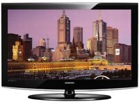 """samsung 42"""" lcd tv full hd with free view can deliver"""