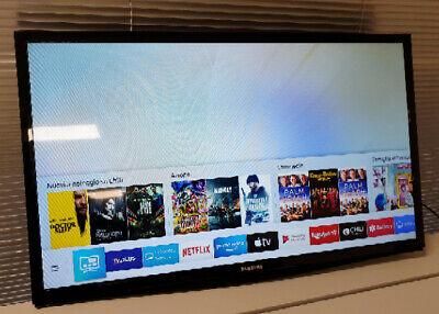 "SMART TV SAMSUNG UE24N4305 24"" HD LED WIFI NERO TELEVISIONE NUOVA"