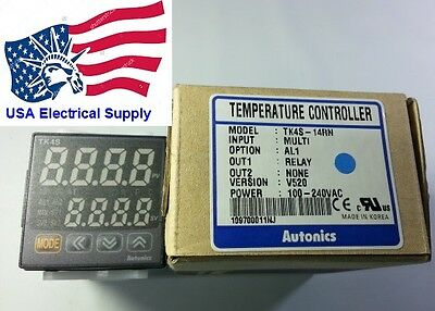 Tk4s-14rn Industrial Digital Pid Temperature Controller Relay 1 Alarm Output