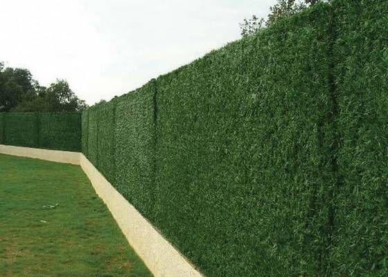 High quality artificial grass for privacy and screening for Privacy grass