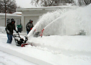 SNOW CLEARING (Early-bird special**Save 10% before October 1st).