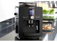 VGC Krups EA8258 Bean to cup Espresso Coffee Machine E