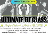 Ultimate Fit Classes!