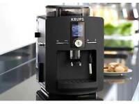 Good Condition Krups EA8258 Bean to cup Espresso Coffee Machine A
