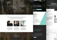 Web Design Student - Professional Websites - HALF the Price