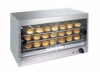 Hot Display Cabinet ( Burco PC60) EN350 (nov)