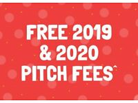Free site fees for 2019 & 2020 at Silver Sands Holiday Park
