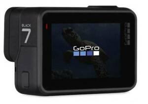 Gopro Hero7 Black ( near new)