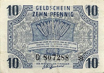 Ro.212 Rheinland-Pfalz 10 Pfennig 1947 (3)