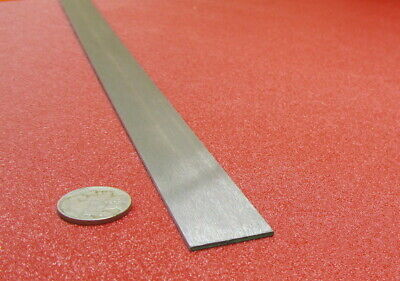 O1 Tool Steel Ground Bar 116 -.001 Thick X 1 Wide X 36 Length