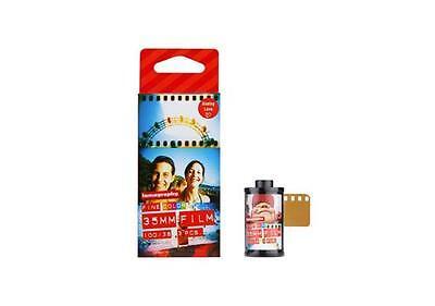 Lomography 35mm ISO 100 Color Negative Film (3-Pack