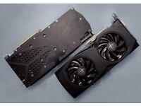 XFX RX 580 4gb Graphics Video Card, GPU