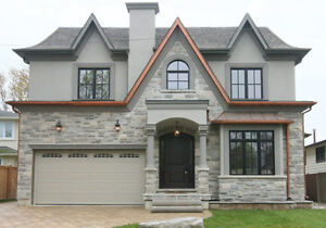 Excellent Detached Newly Built Home for Sale in Kleinburg Area