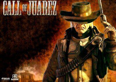 Call of Juarez Region Free PC KEY Download (Steam)