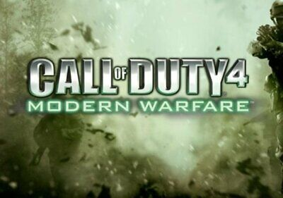 Call of Duty 4 Modern Warfare region free PC KEY