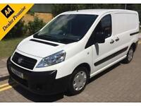 2012 Fiat Scudo 2.0 JTD Multijet L1H1 12Q Comfort Panel Van Diesel Manual EU5 17