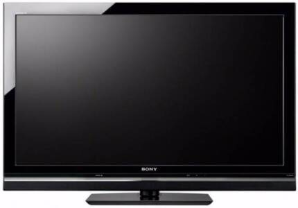 SONY 40'' Full HD BRAVIA LCD  (Glossy Black Finish) Woodcroft Morphett Vale Area Preview