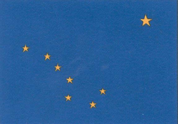 3X5 Alaska Flag 3'x5' State of Alaska Premium Banner FAST US