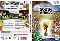 2010 FIFA (Soccer) World Cup: South Africa for Wii
