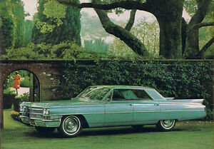 1963 Cadillac Wanted