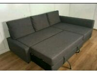 Stunning Corner Sofa Bed. Only £350. *Free Delivery & Free Assembly*
